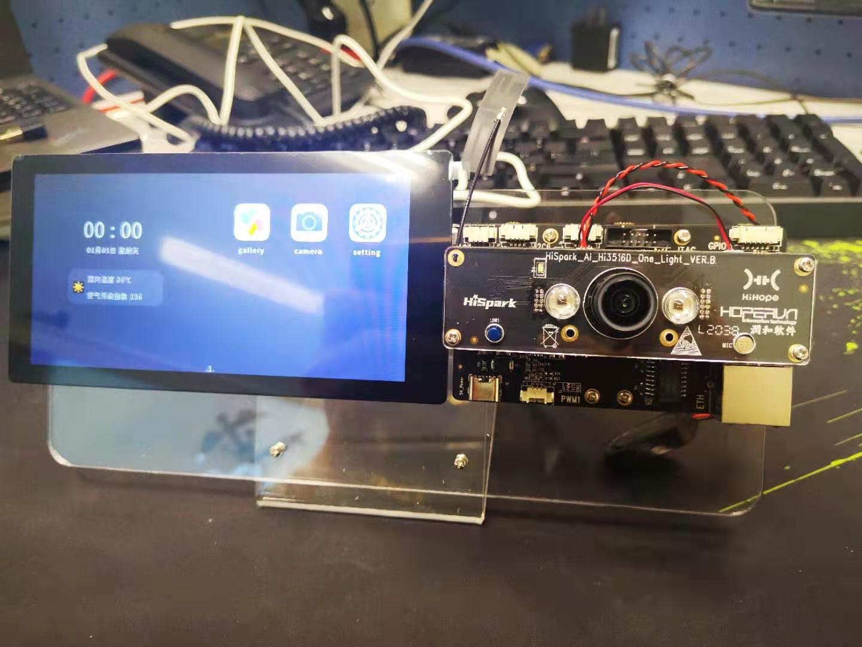 AI Camera开发板开箱试用报告
