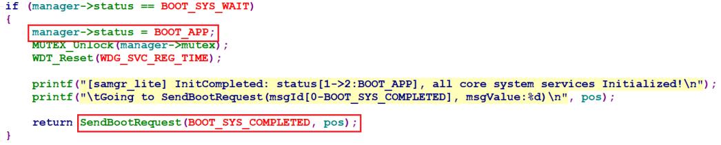 Hi3861的SAMGR--系统服务框架子系统-3-鸿蒙HarmonyOS技术社区